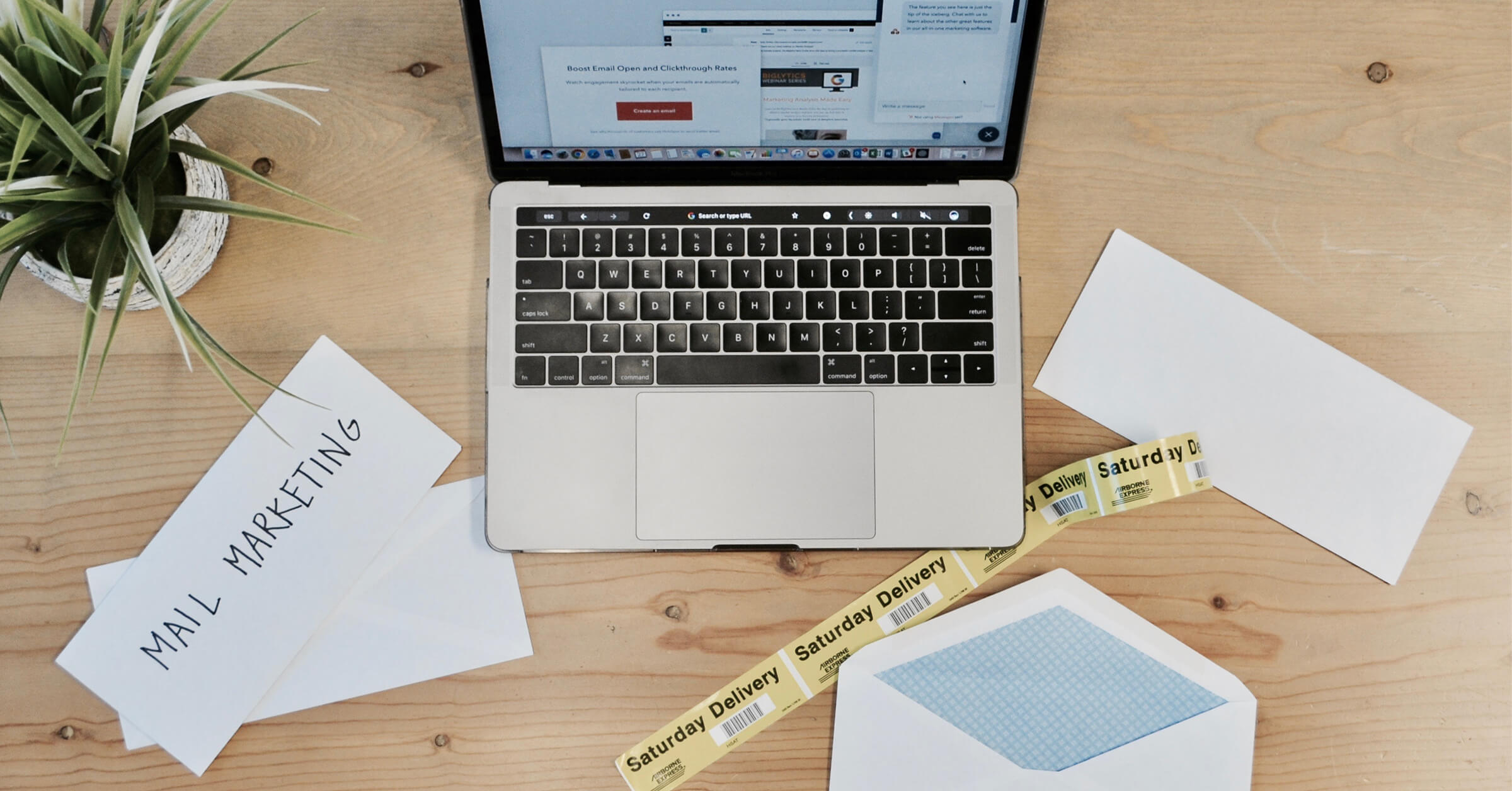 Why You want to Add mail to your marketing